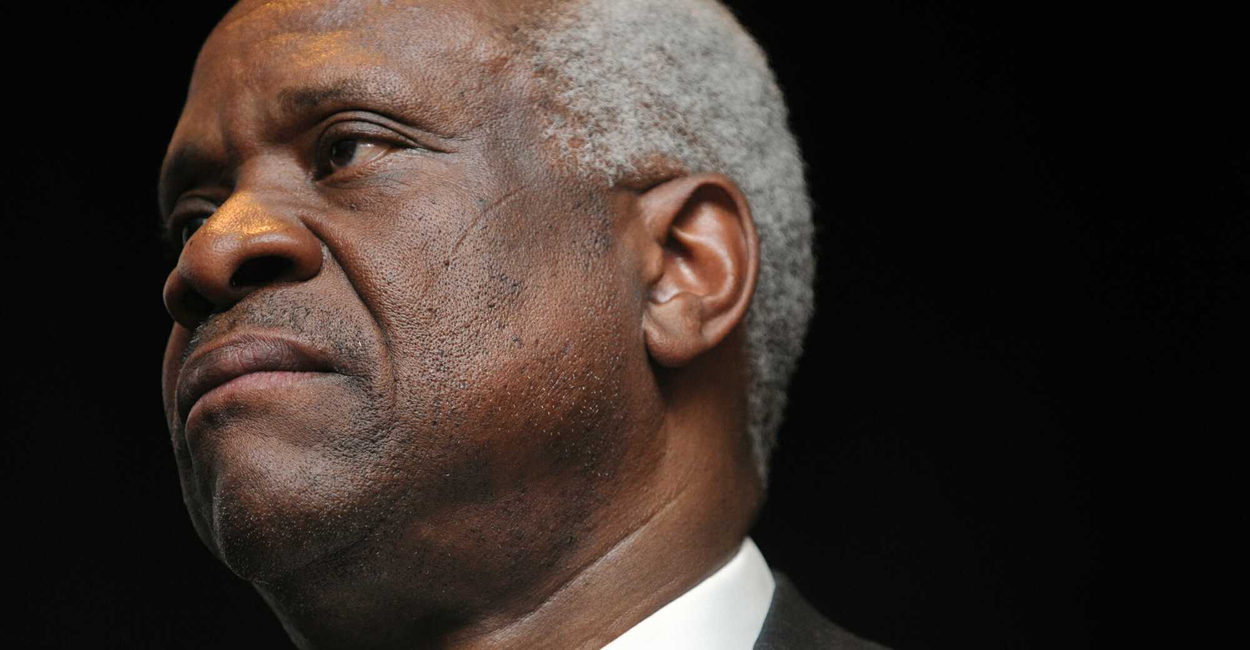 Clarence Thomas Conspicuously Absent in New Black History Smithsonian